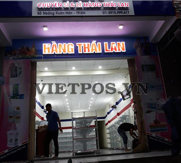 Cung cấp kệ siêu thị cho Phương Huy Mart-Đà Nẵng