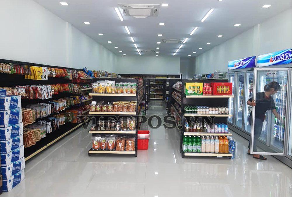 Cung cấp kệ siêu thị lưới cho cơ sở Hồng Sơn-Cần Thơ